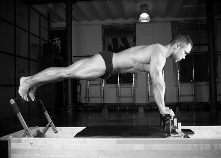 To pilates και οι άνδρες