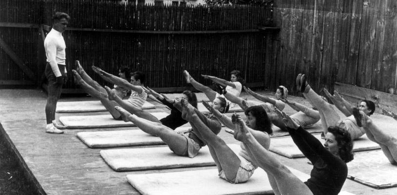 Νέα υπηρεσία Μat Pilates μόνο στο JustPilates studio