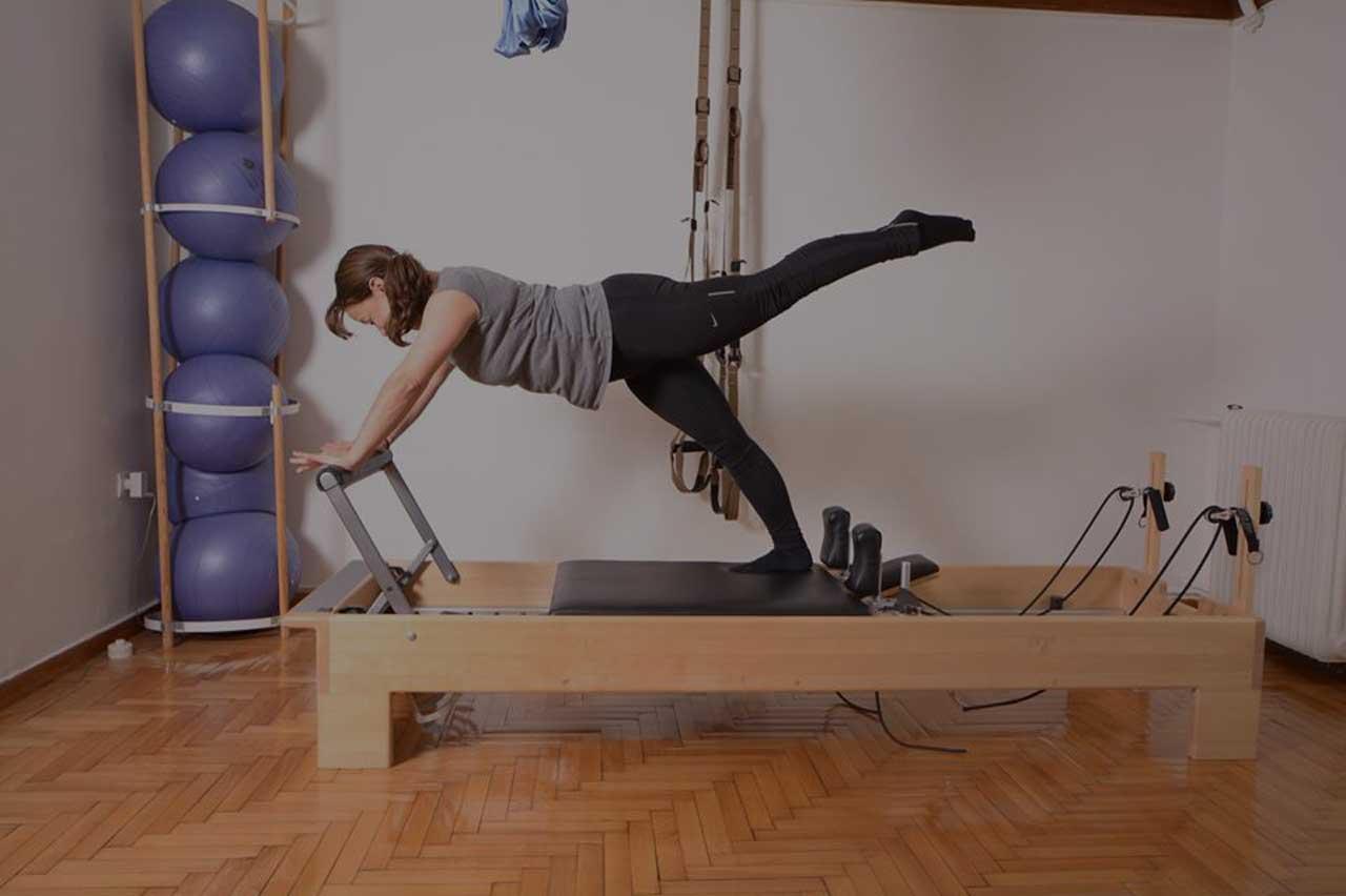 Δωρεάν ημέρα pilates