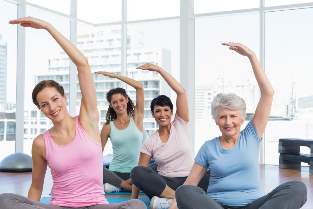 Pilates και εμμηνόπαυση